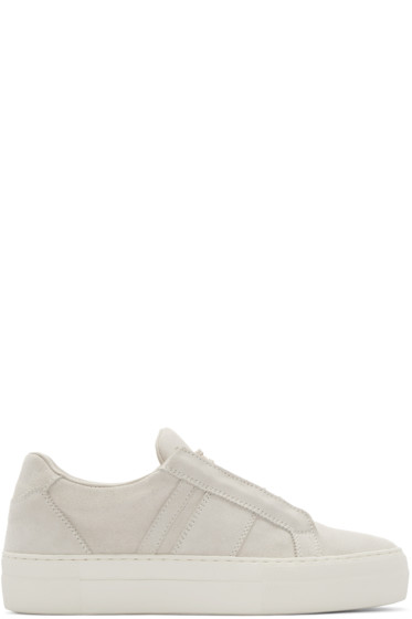 pictures cheap price Helmut Lang Suede Low-Top Sneakers cheap sale affordable free shipping high quality clearance huge surprise b9pFbh