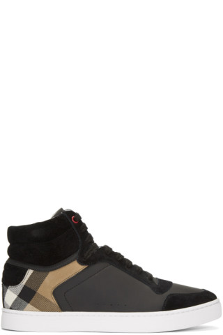 Top Burberry High Sneakers By ShoptagrBlack Reeth rtdxBsQohC