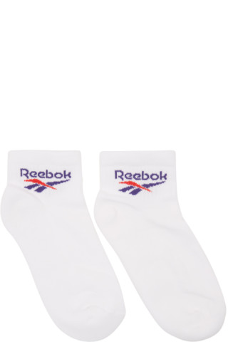 Collections Prices Reebok Three-Pack CL Lost Found Socks Cheap Prices Authentic Cheap Get Authentic From China Mwzn3