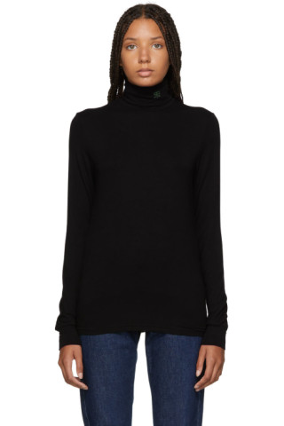 Black Atari Souspull Turtleneck From China Sale Online Free Shipping Newest Outlet Store Sale Online Sj0qRdSqO