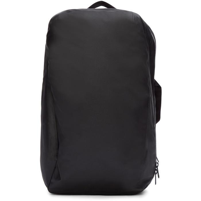 Arcteryx Veilance Black Coated Nomin Backpack
