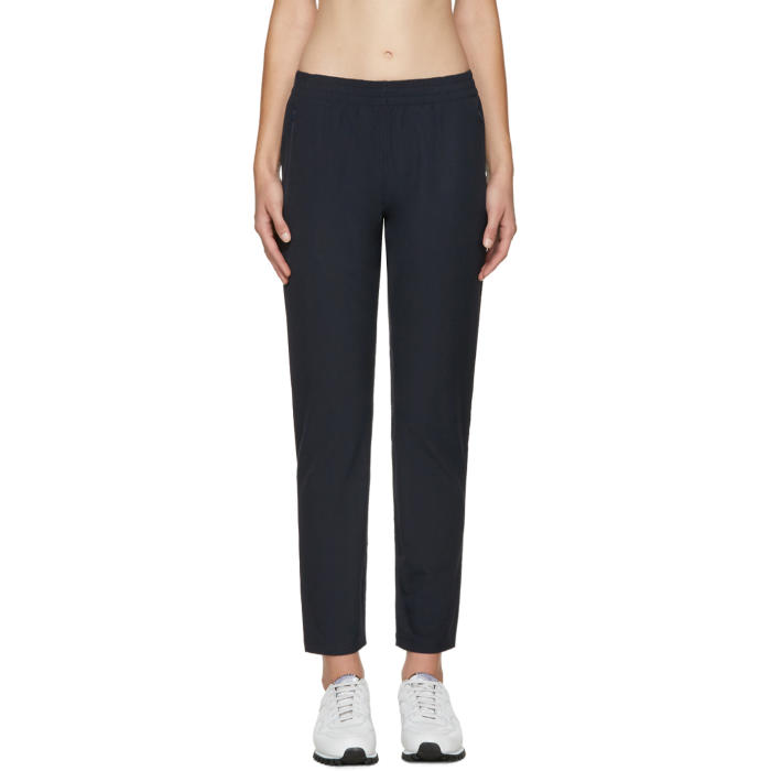 A.P.C. x Outdoor Voices Navy Running Lounge Pants