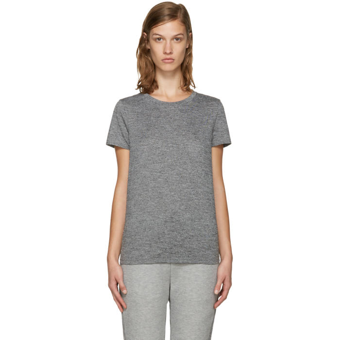 A.P.C. x Outdoor Voices Grey Racer T-Shirt