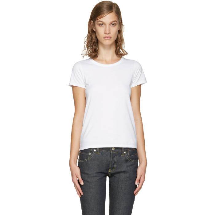 Visvim White Ultimate T-Shirt