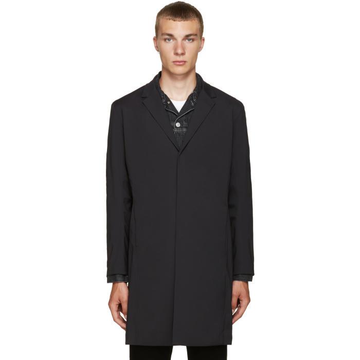Arcteryx Veilance Black Indisce Coat