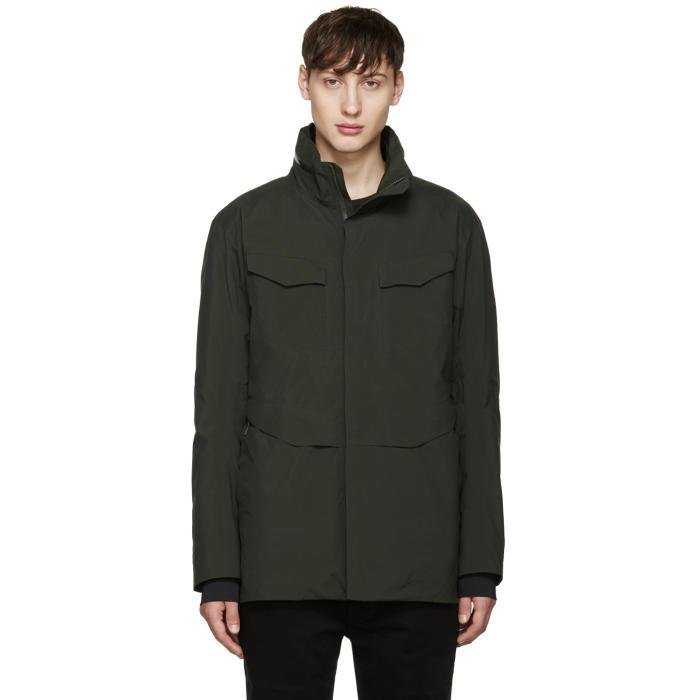 Arcteryx Veilance Green Field IS Coat