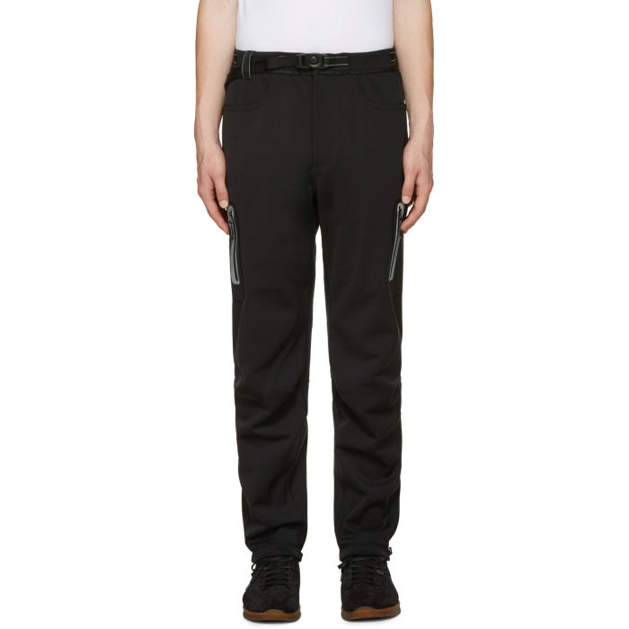 and Wander Black Windstopper Trousers