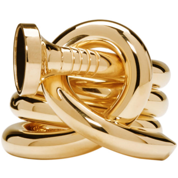 Ambush Gold Kugi 3 Ring