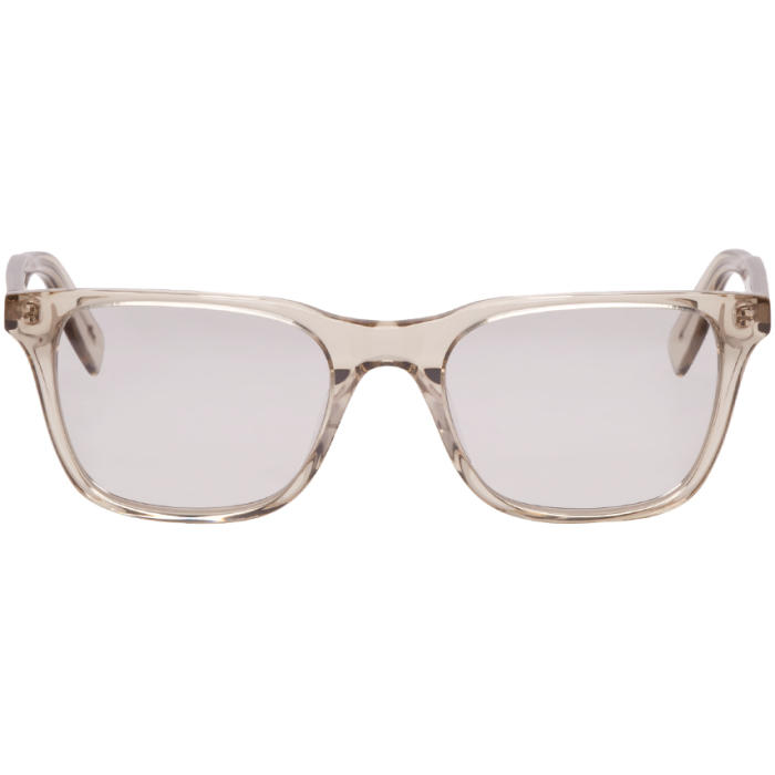 all in Taupe York Sunglasses