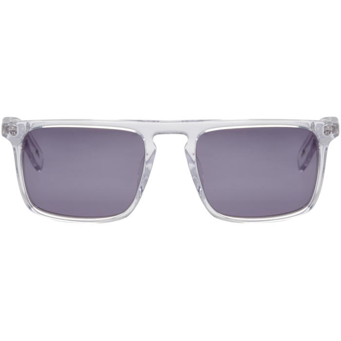 all in Transparent Dunk 4 Sunglasses