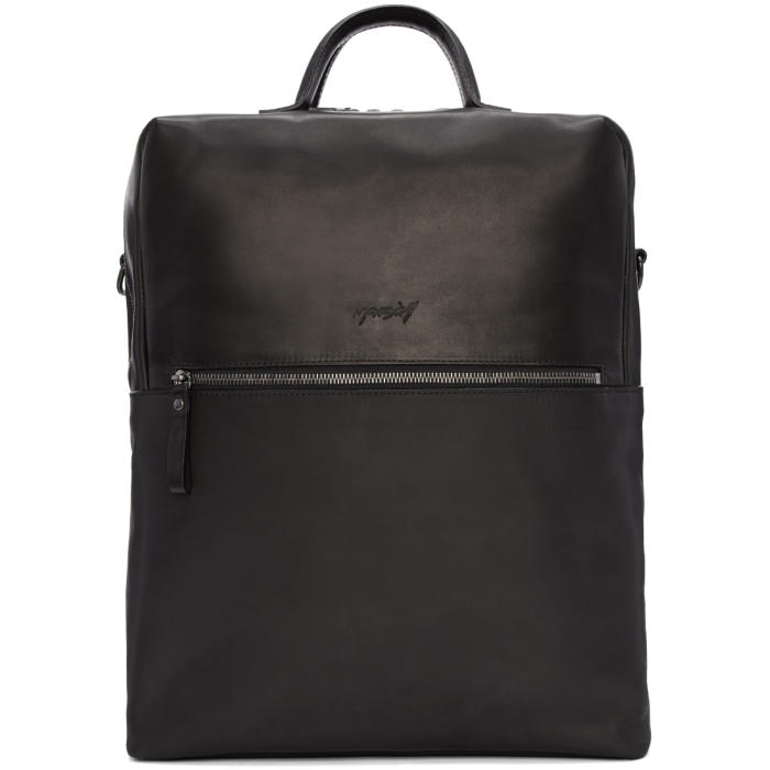 Marsèll Black Scatolaino Backpack