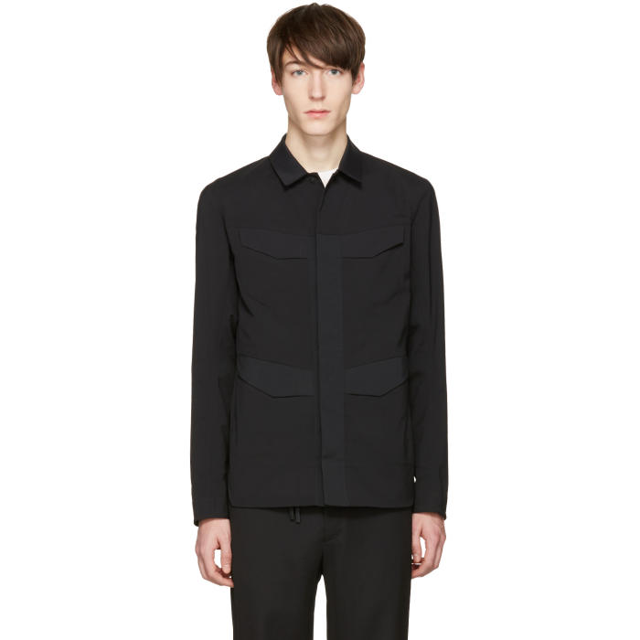 Arcteryx Veilance Black Field Shirt