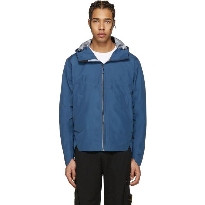 Arcteryx Veilance Navy Arris Hooded Jacket