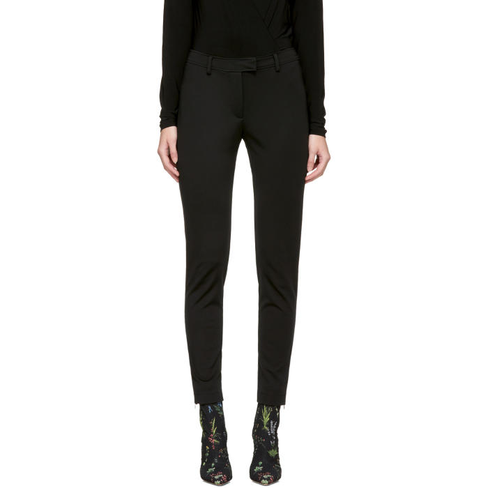 Altuzarra Black Henri Trousers