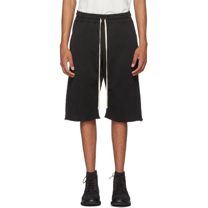 BILLY Billy Black Marshall Shorts
