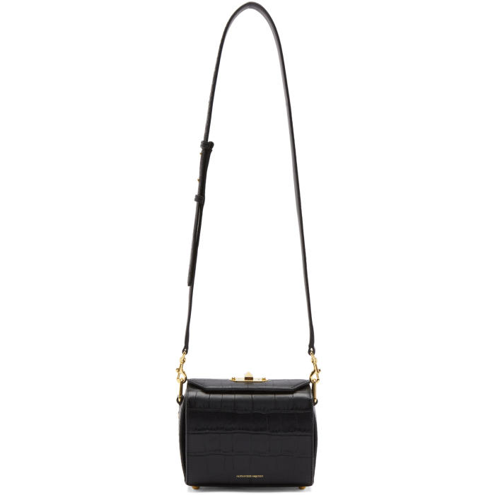 Alexander McQueen Black Box Bag thumbnail