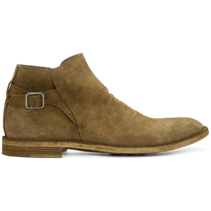 Officine creative Suede Standard 16 Boots qfxFVF