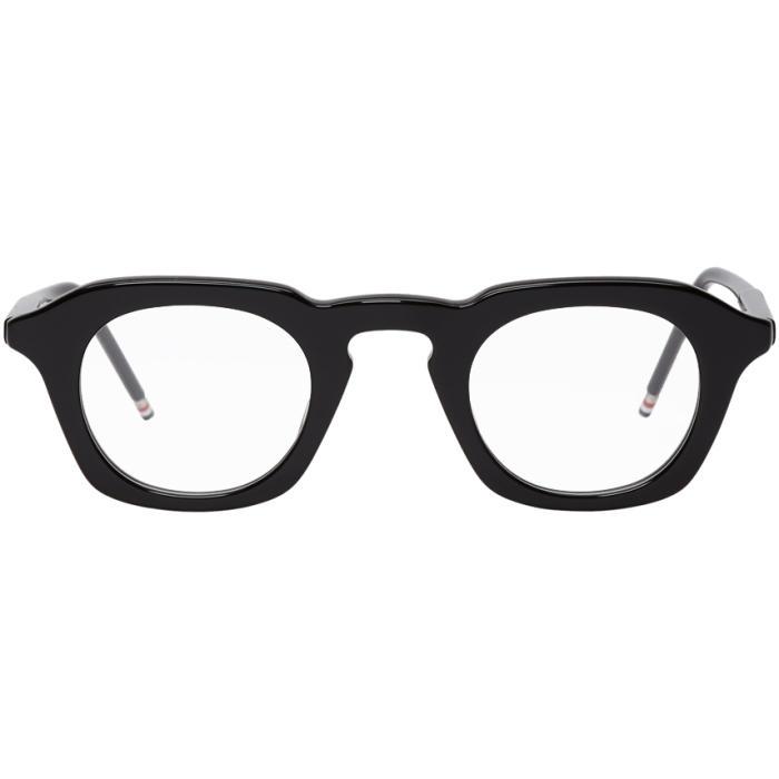 c178edebda0f THOM BROWNE Black Tb-414 Glasses
