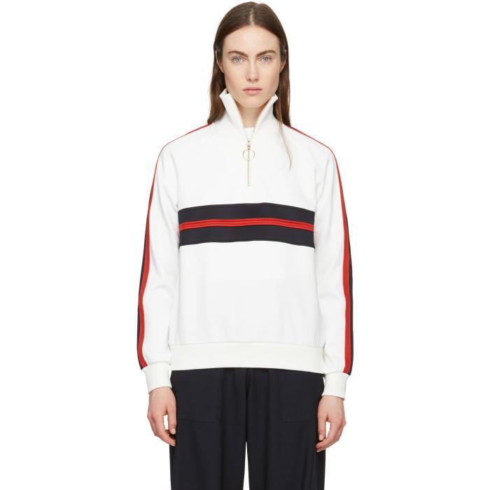 HARMONY Sidonie Sweatshirt in 046 Off-Whi