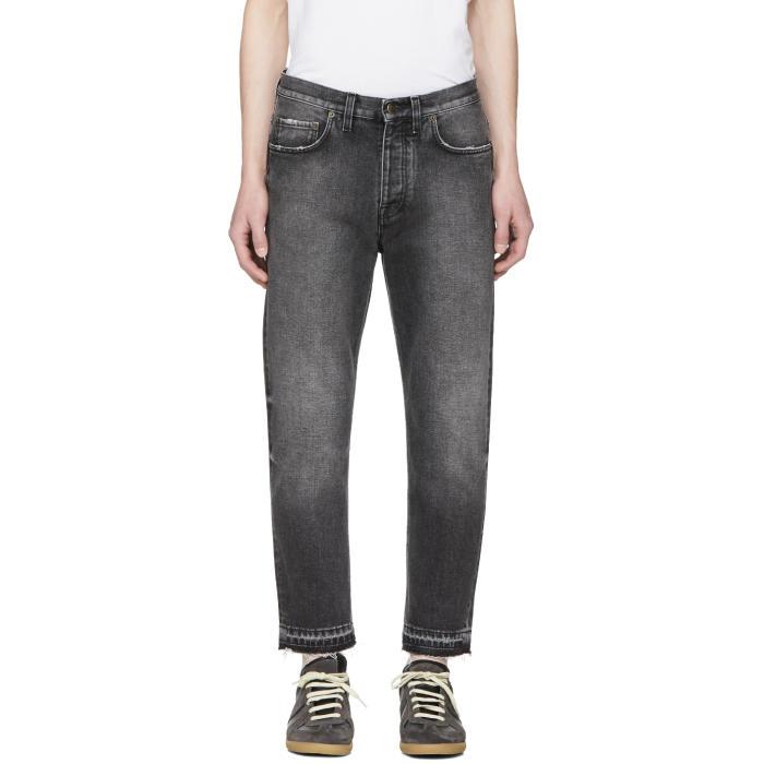 HARMONY Harmony Grey Dorian Jeans in 007 Wsh Gry