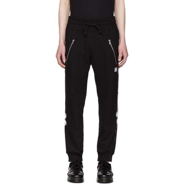 Black Palm Logo Lounge Pants