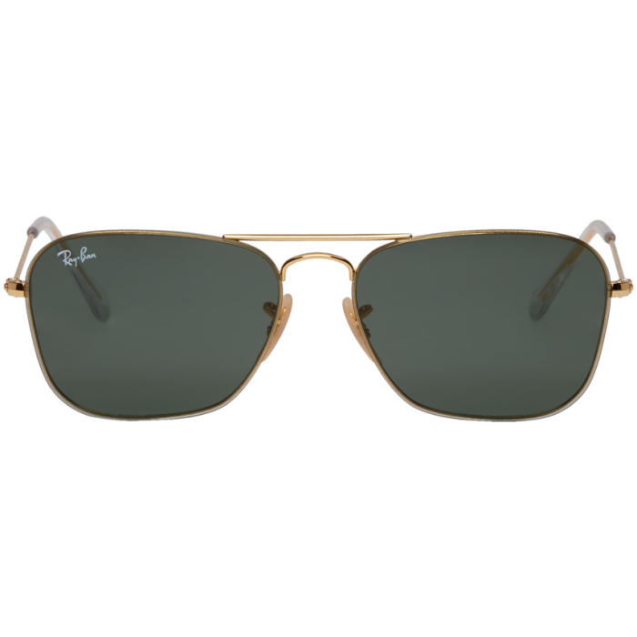 Ray Ban RB3603 001/71 Sonnenbrille s6w3z