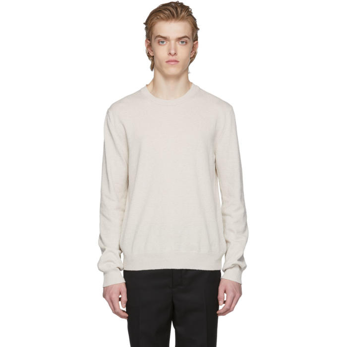 ÉDITIONS M.R Editions M.R Beige Positano Sweater