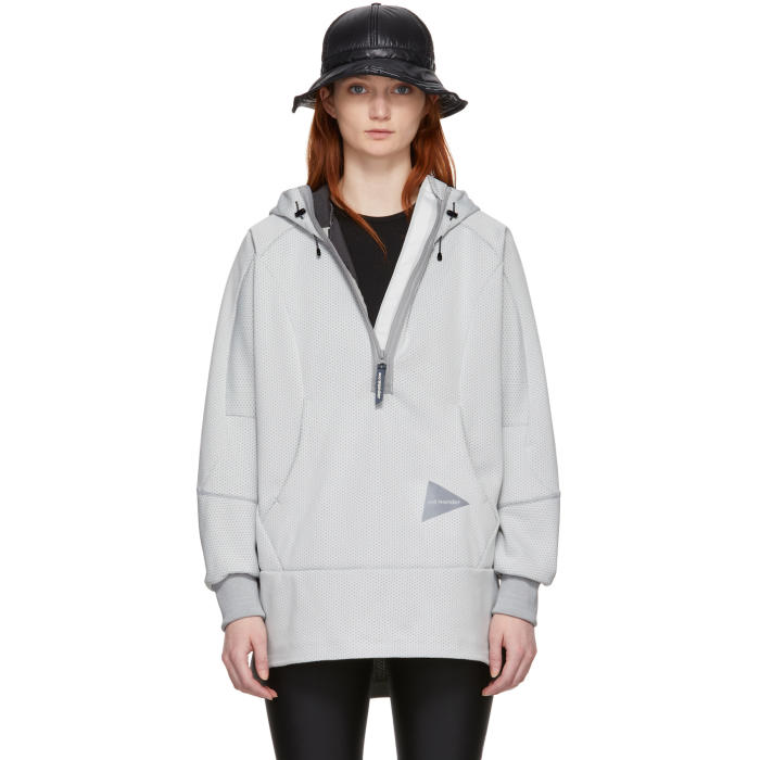 How Much Cheap Online Clearance Latest White Bonding Mesh Hoodie And Wander Outlet For Cheap Outlet From China iNEwkrXRT