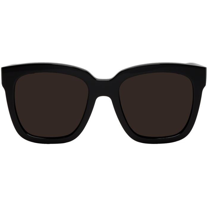 0b9f08780a3 GENTLE MONSTER BLACK DREAMER HOFF SUNGLASSES. SIZE   FIT INFORMATION