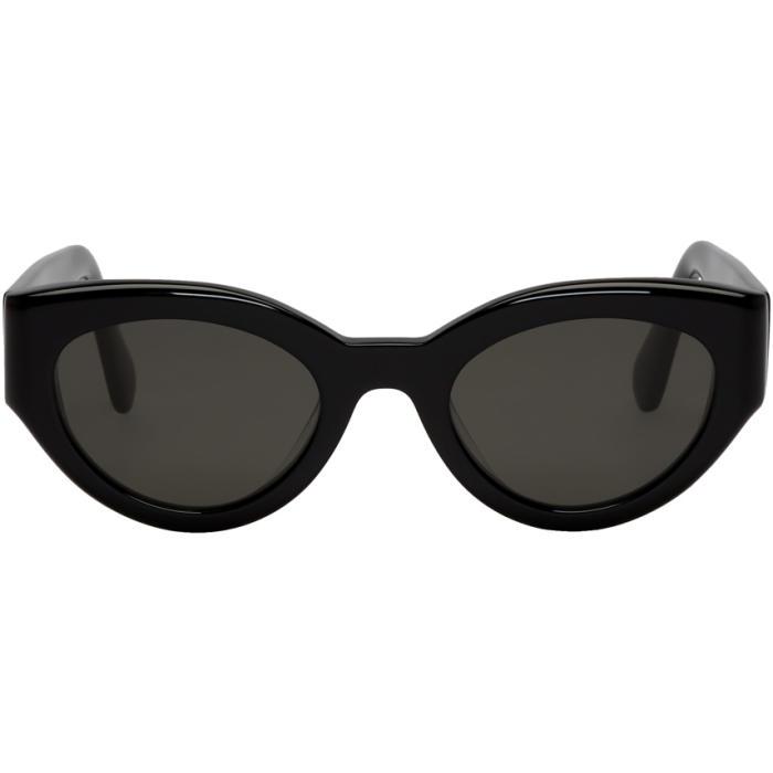 f3c9831cab GENTLE MONSTER Black Tazi Sunglasses