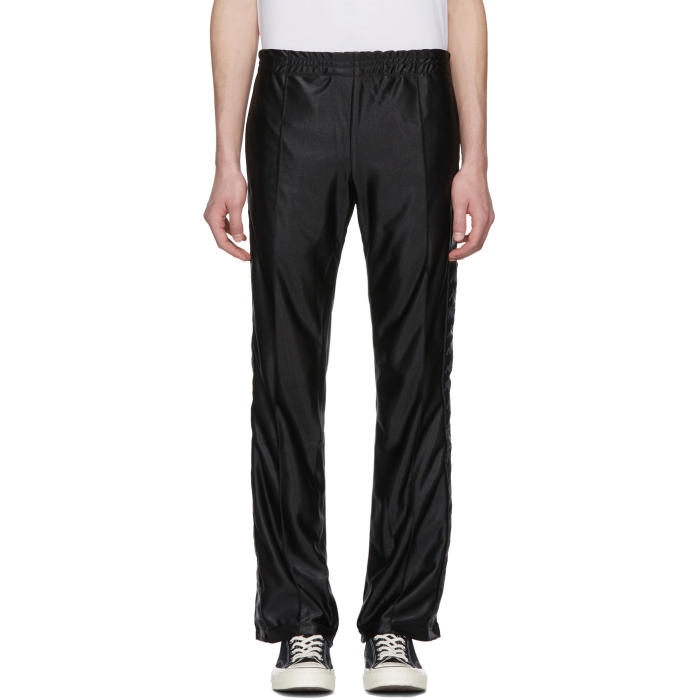 Fast Delivery For Sale Buy Newest Black Kappa Edition Lounge Pants Faith Connexion Zj395G