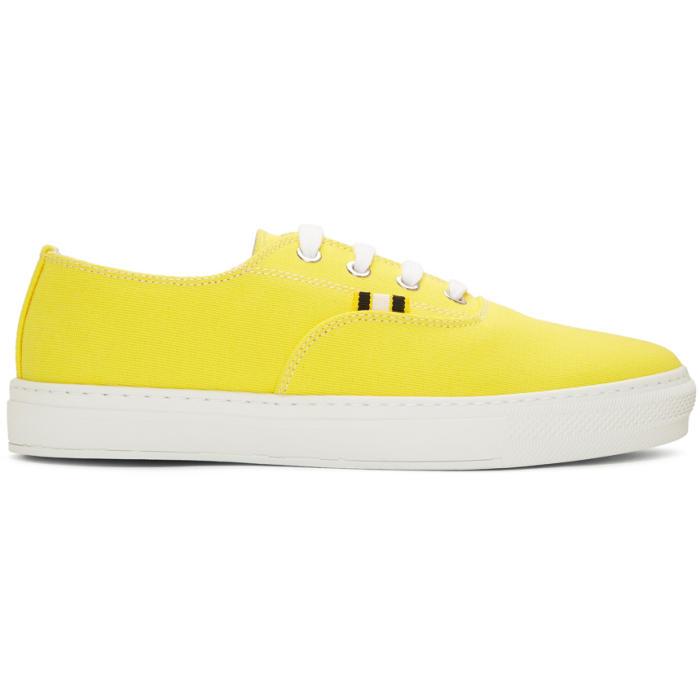 APRIX Aprix Yellow Apr-005 Sneakers