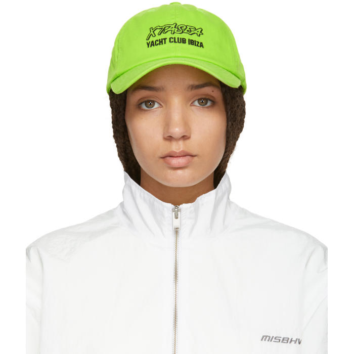 Misbhv Green Ibiza Cap