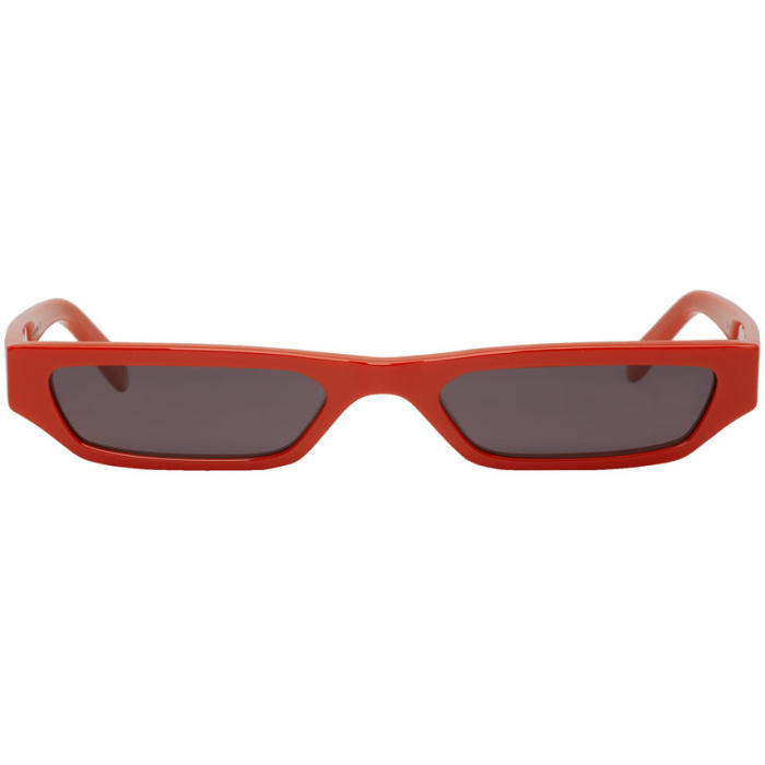 CMMN SWDN RED ACE AND TATE EDITION PRIS SUNGLASSES