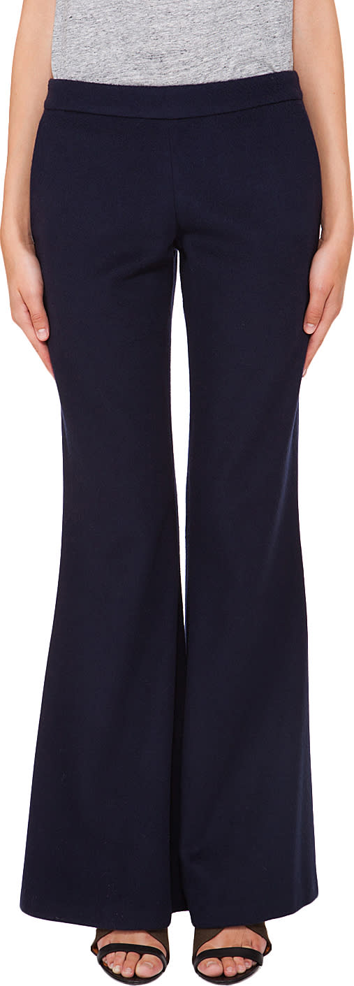 Image of Hussein Chalayan Flared Trousers