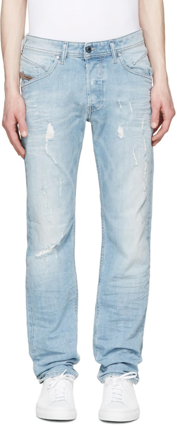 Diesel Blue Blether Jeans