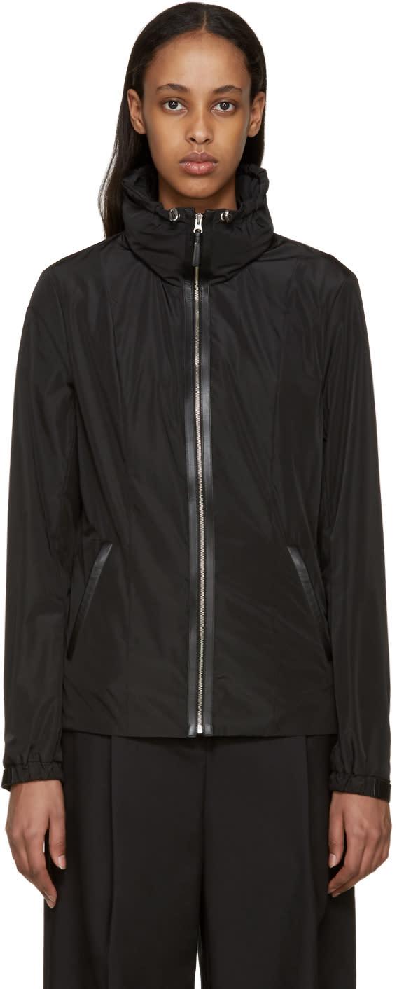 Mackage Black Yazmeen Rain Jacket