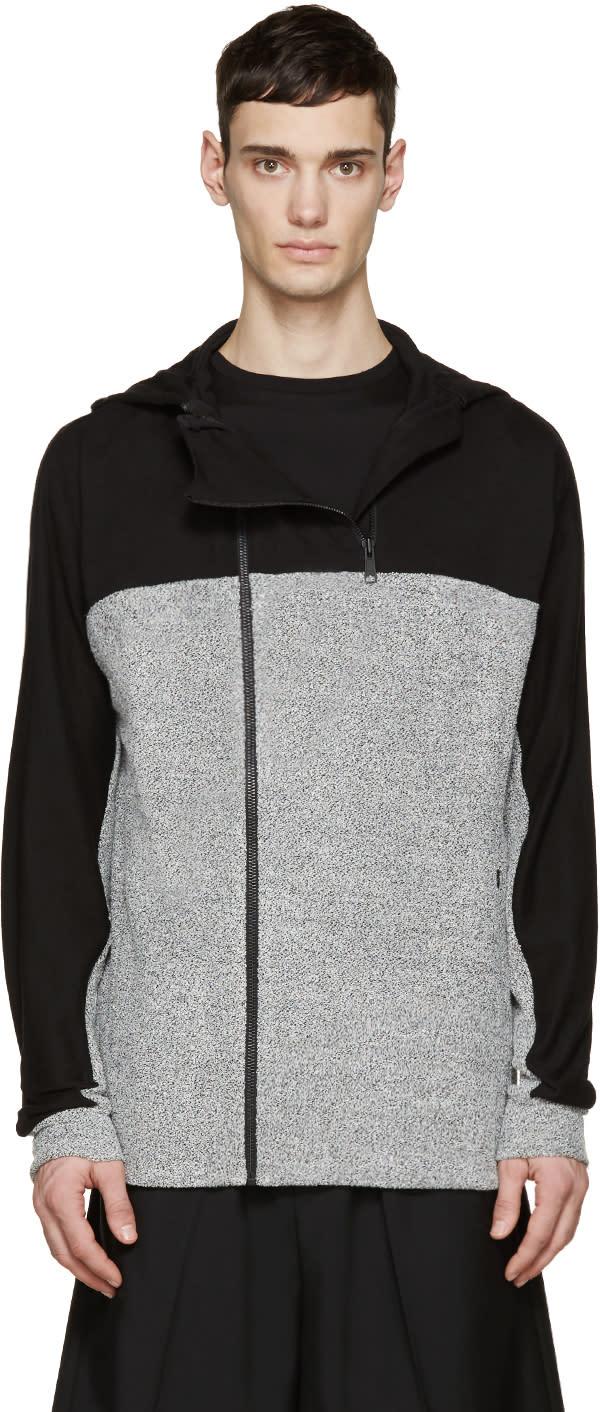 Public School Grey Anorak Pullover