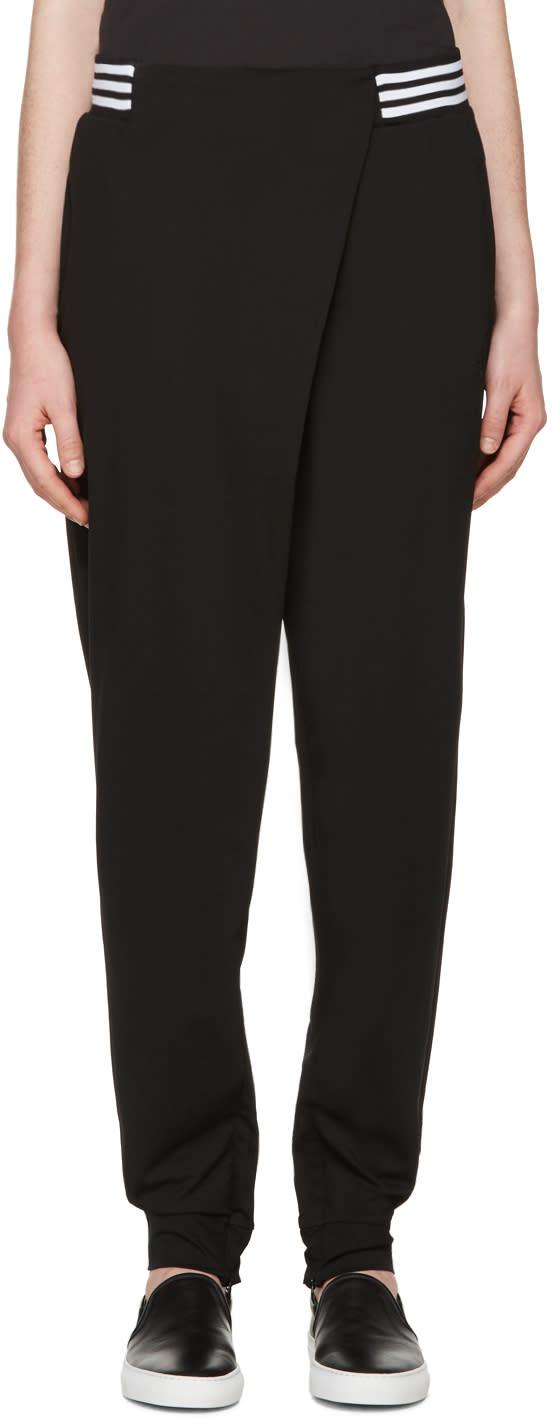 Y-3 Black Lux Track Pants