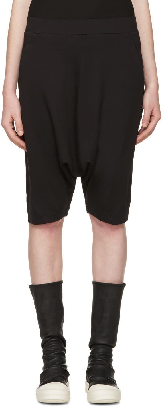 Y-3 Black Summer Shorts