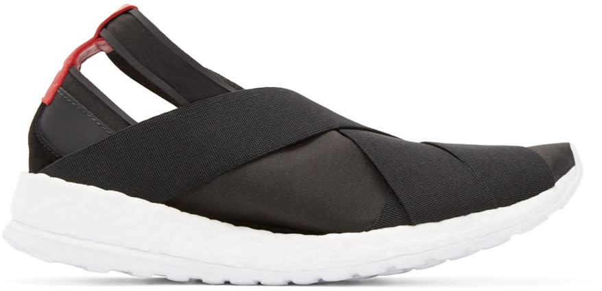 Y-3 Black Neoprene Dansu Sneakers