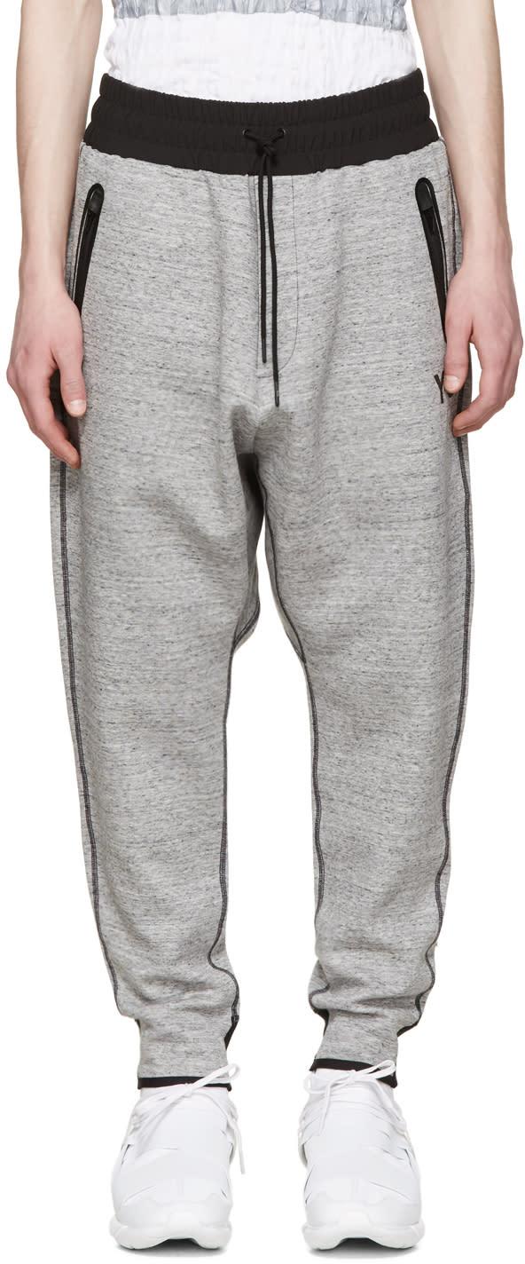 Y-3 Grey Digital Lounge Pants