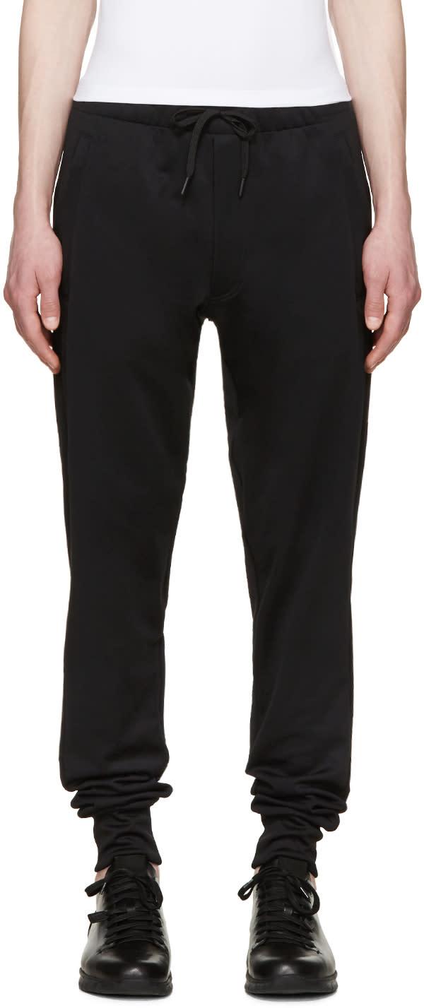 Y-3 Black Classic Lounge Pants