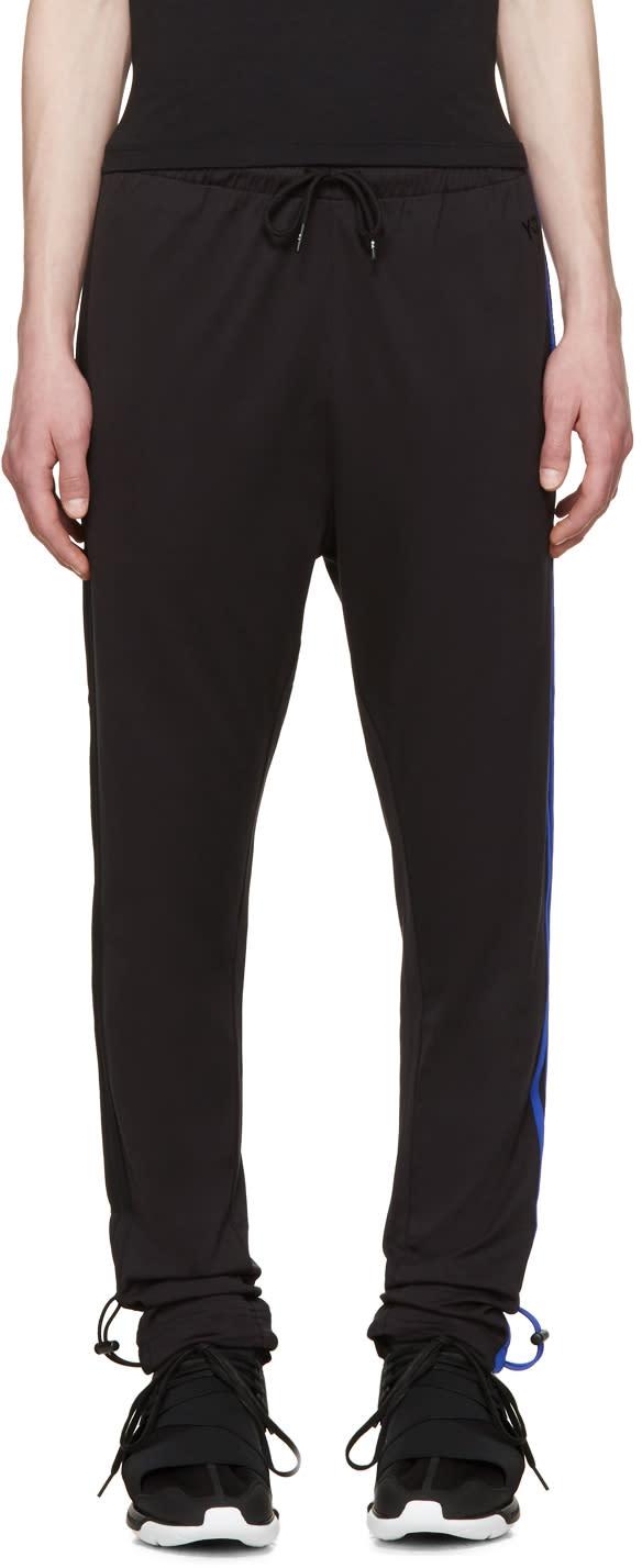 Y-3 Black Striped Lounge Pants