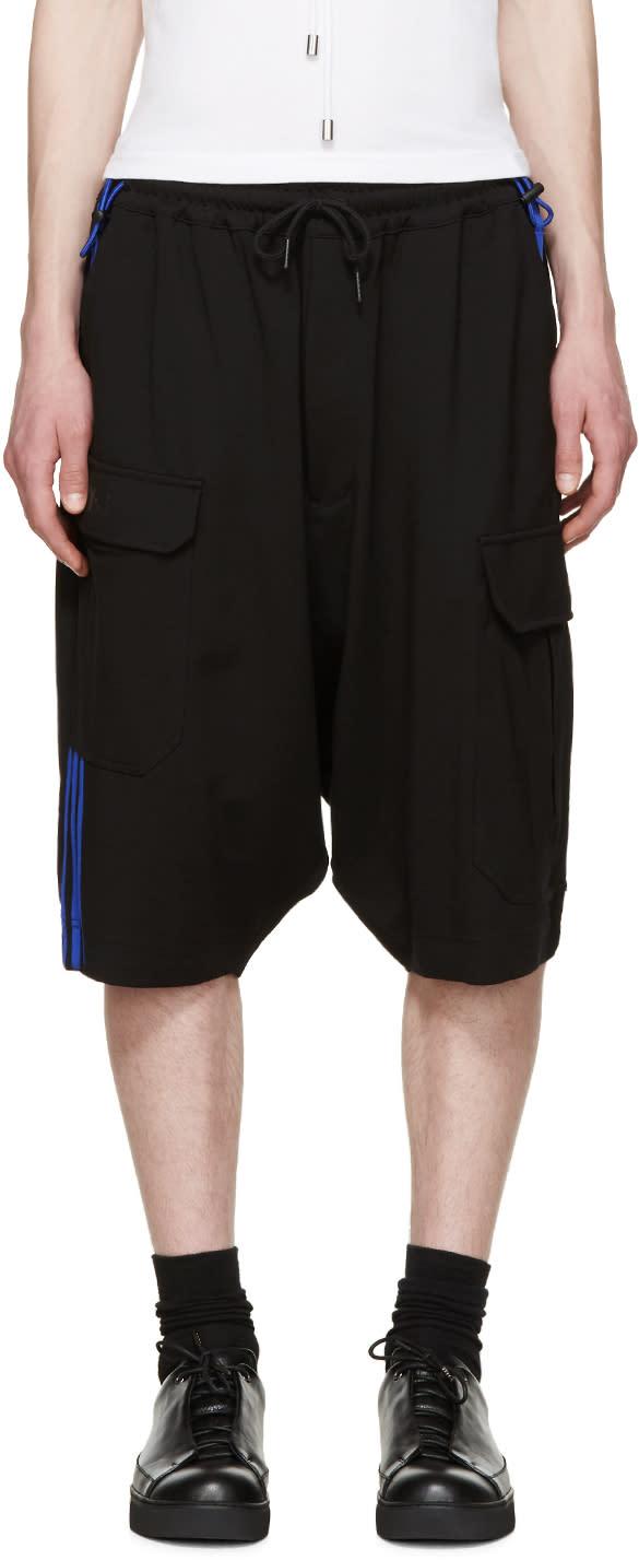 Y-3 Black Energy Shorts