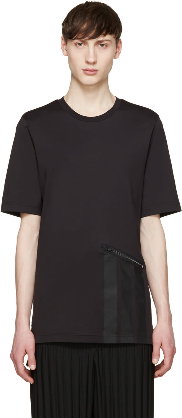 Y-3 Black Digital T-shirt
