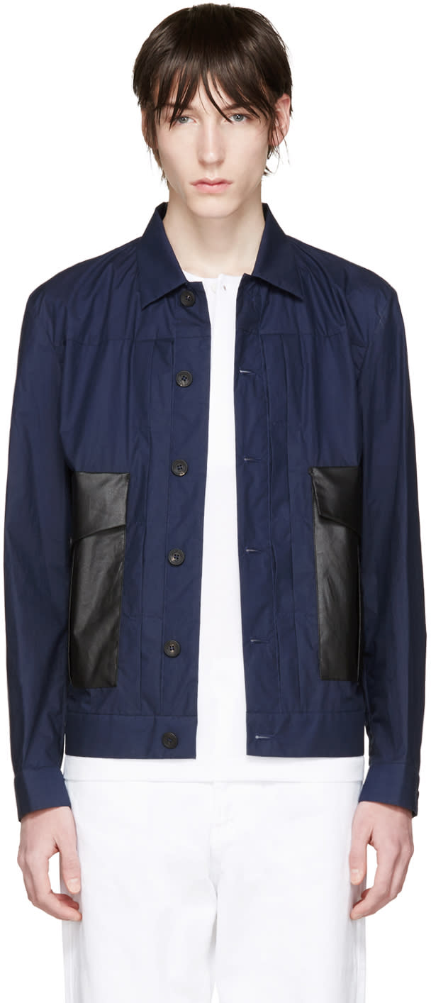 Dsquared2 Navy Lightweight Jacket