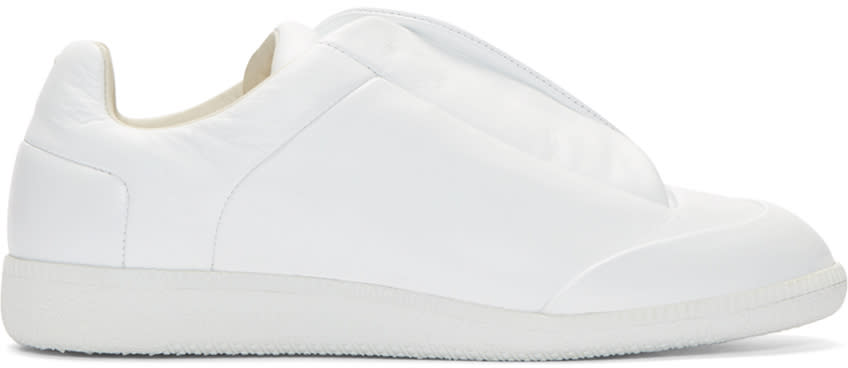 Maison Margiela White Future Low-top Sneakers