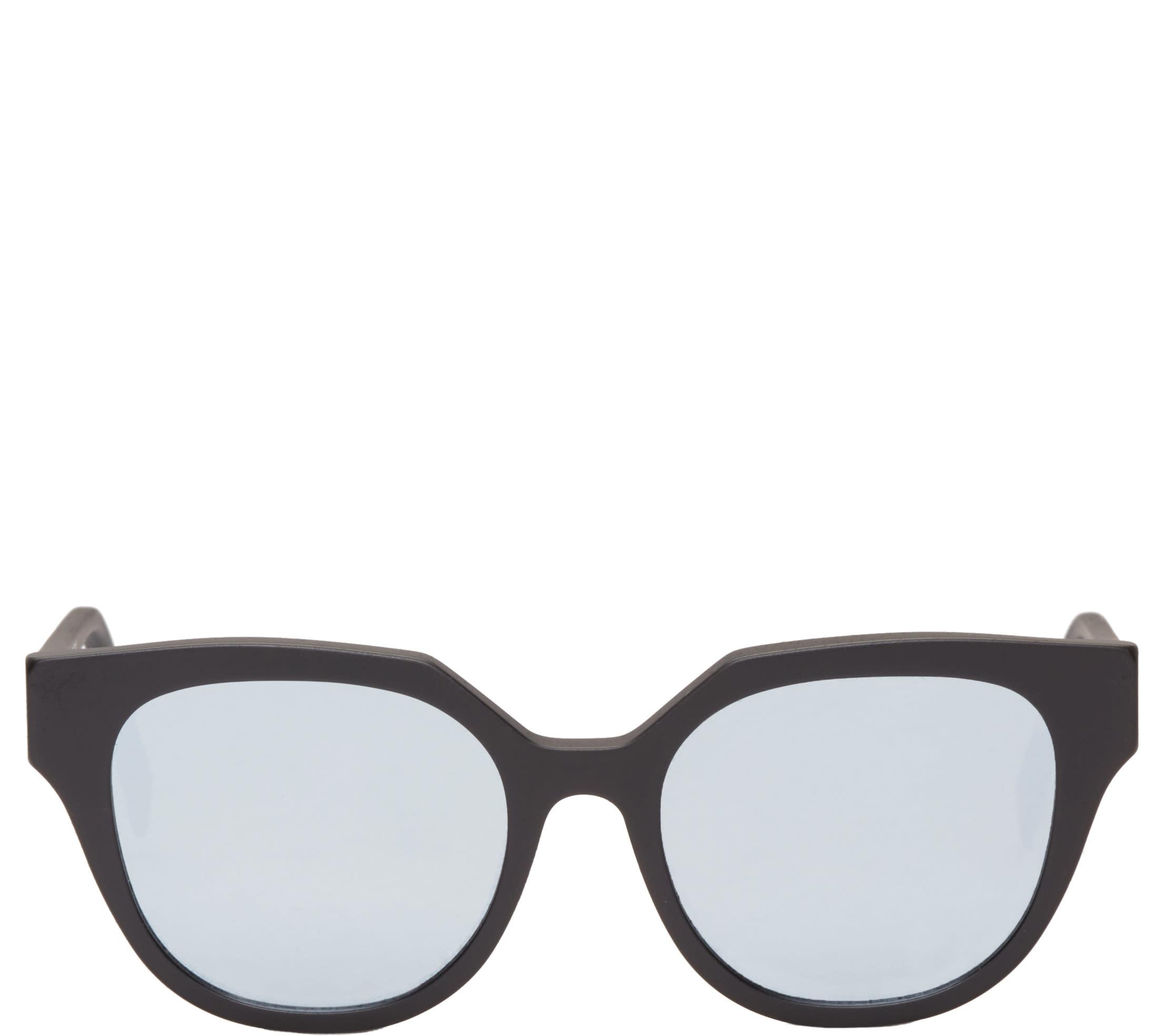 Super Black Matte Sunglasses