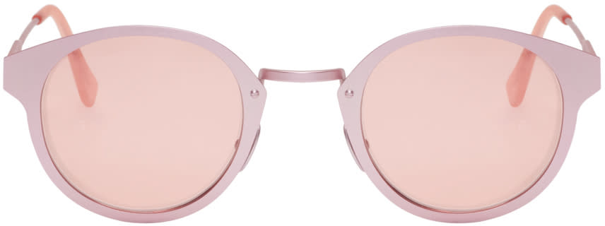 Super Pink Panamá Synthesis Sunglasses